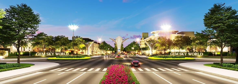 Việc triển khai các dự án giao thông trọng điểm đã làm tăng sức nóng cho Gem Sky World, đồng thời mở ra cơ hội an cư và đầu tư lý tưởng cho khách hàng tại khu vực Long Thành.
